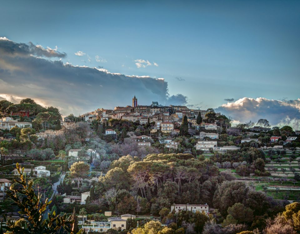 Mougins weekend luxe